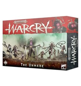 Warhammer AoS WHAoS Warcry - The Unmade