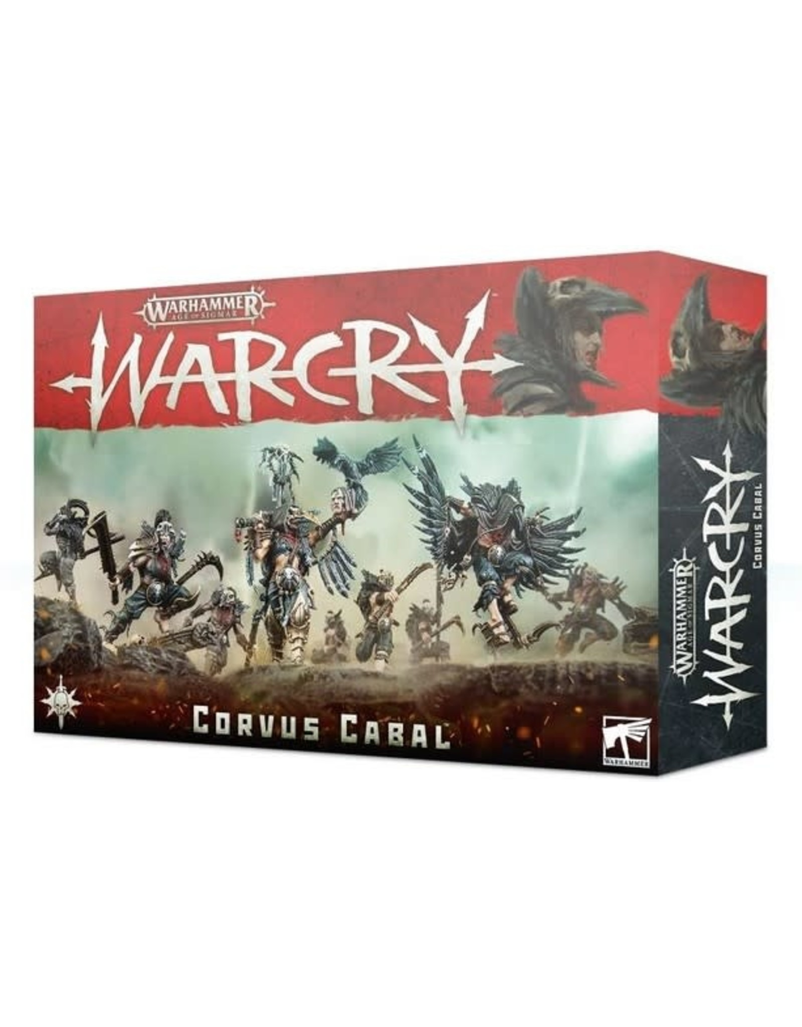 Warhammer AoS WHAoS Warcry - Corvus Cabal