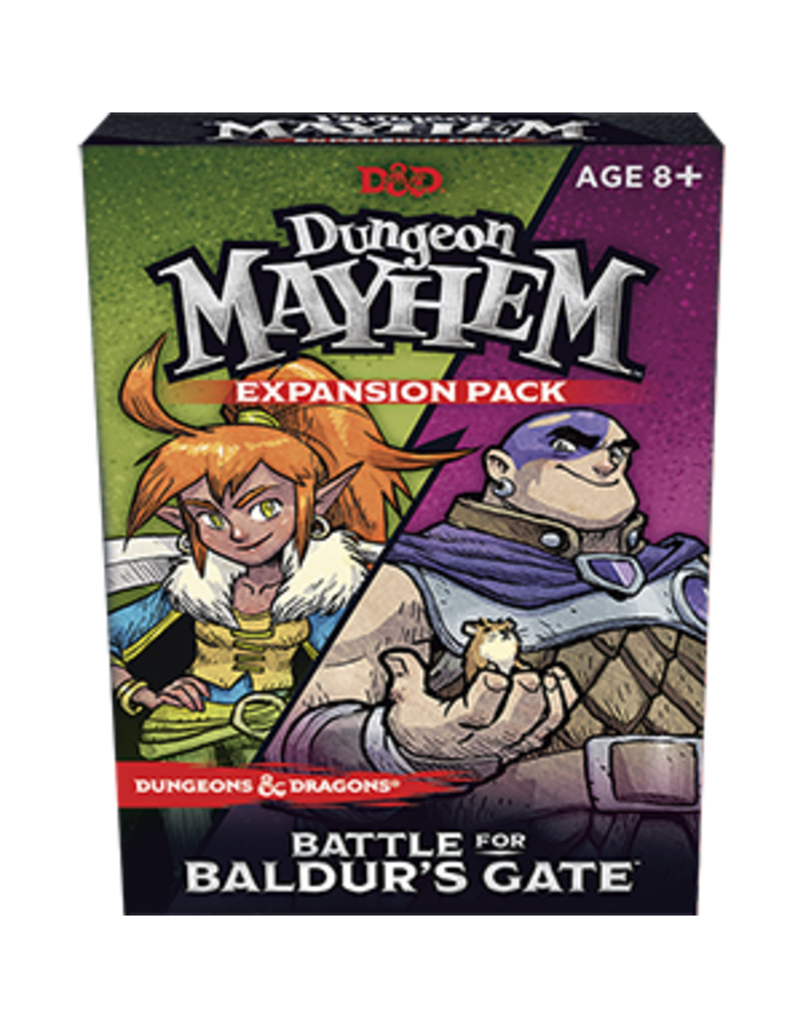 Wizards of the Coast D&D Dungeon Mayhem: Battle for Baldur's Gate