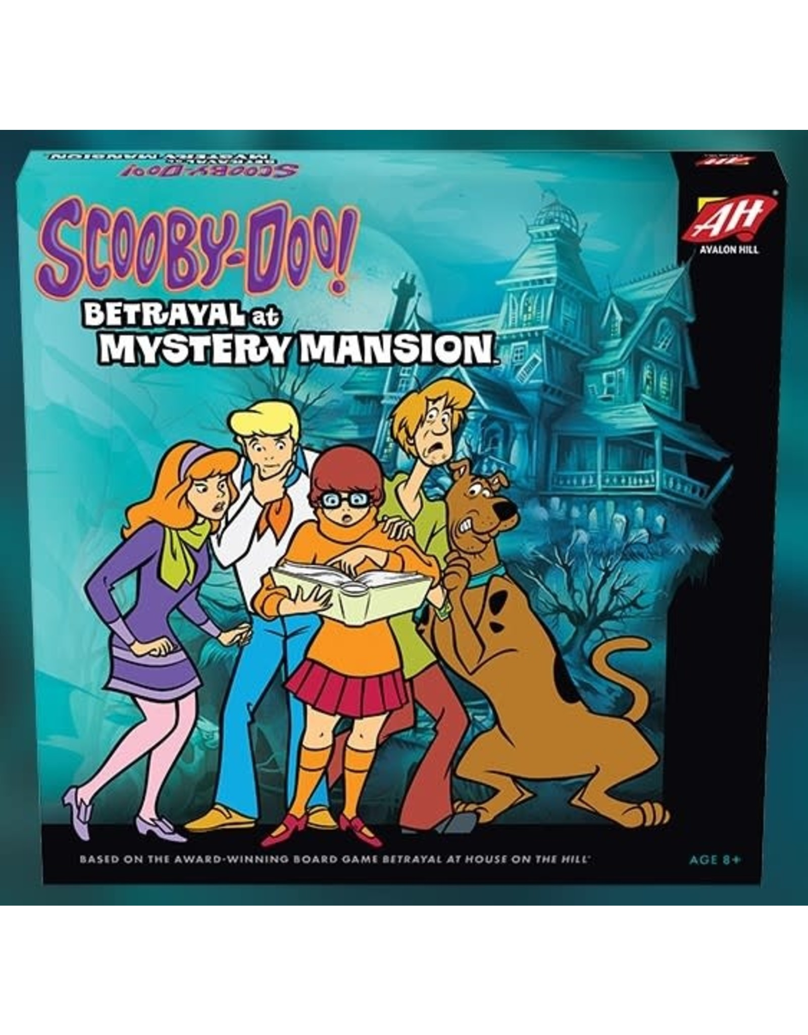 Avalon Hill Betrayal at Mystery Mansion