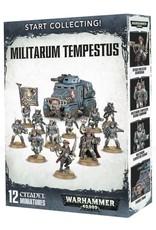 Warhammer 40K WH40K: Start Collecting Militarum Tempestus