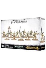 Warhammer AoS WHAoS Daemons of Nurgle - Plaguebearers