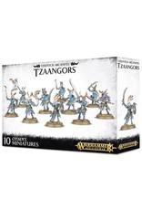 Warhammer AoS WHAoS Tzeentch Arcanites - Tzaangors