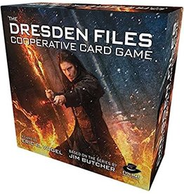 Evil Hat Productions Dresden Files Cooperative Card Game: Base