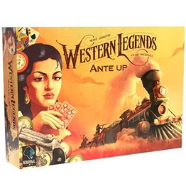 Kolossal Games Western Legends - Ante Up