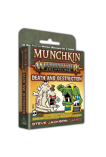 Steve Jackson Games Munchkin Warhammer Age of Sigmar - Death & Destruction Exp