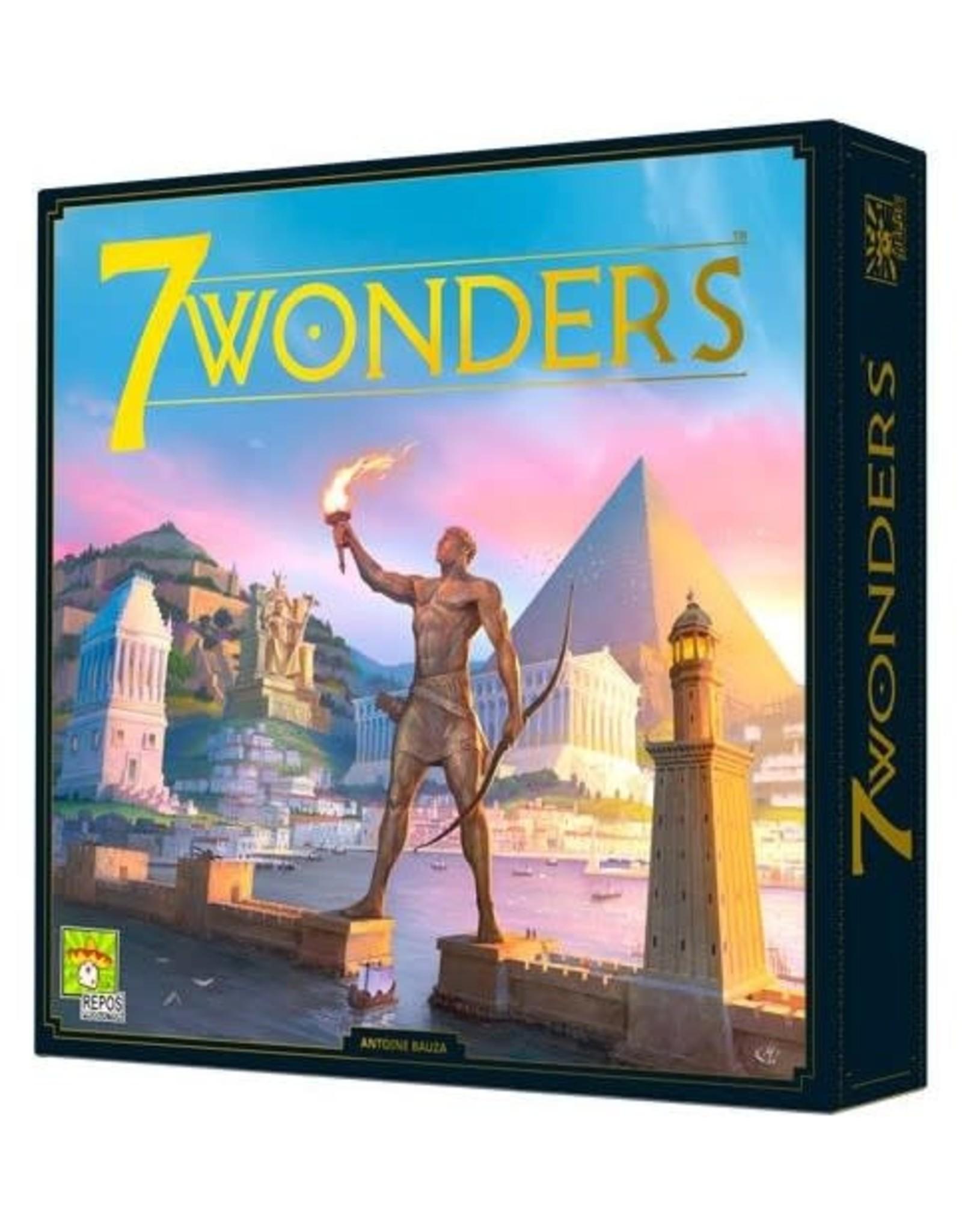 Asmodee 7 Wonders - New Edition