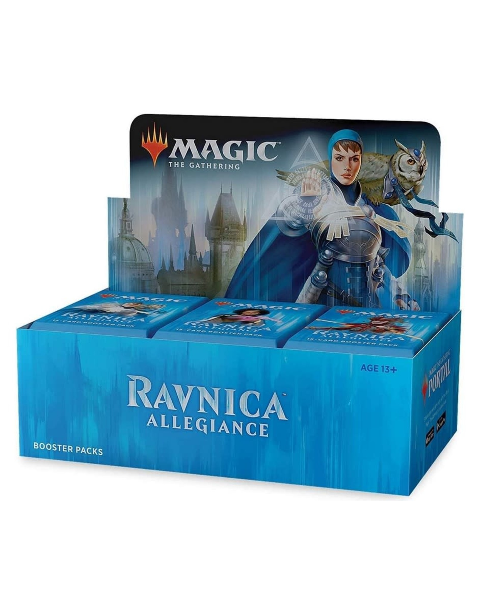 Wizards of the Coast MtG Ravnica Allegiance Booster Box