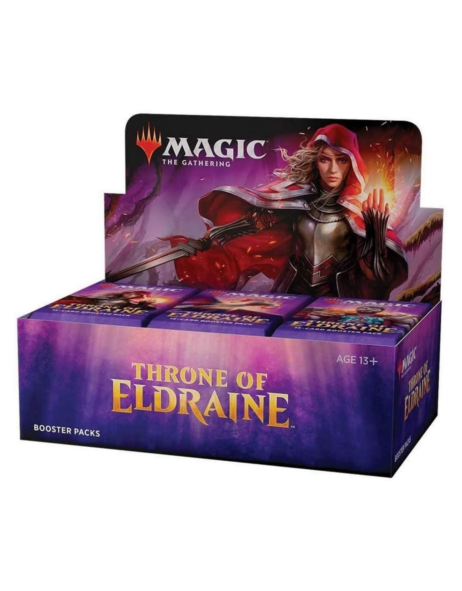 Wizards of the Coast MtG Throne of Eldraine Booster Box
