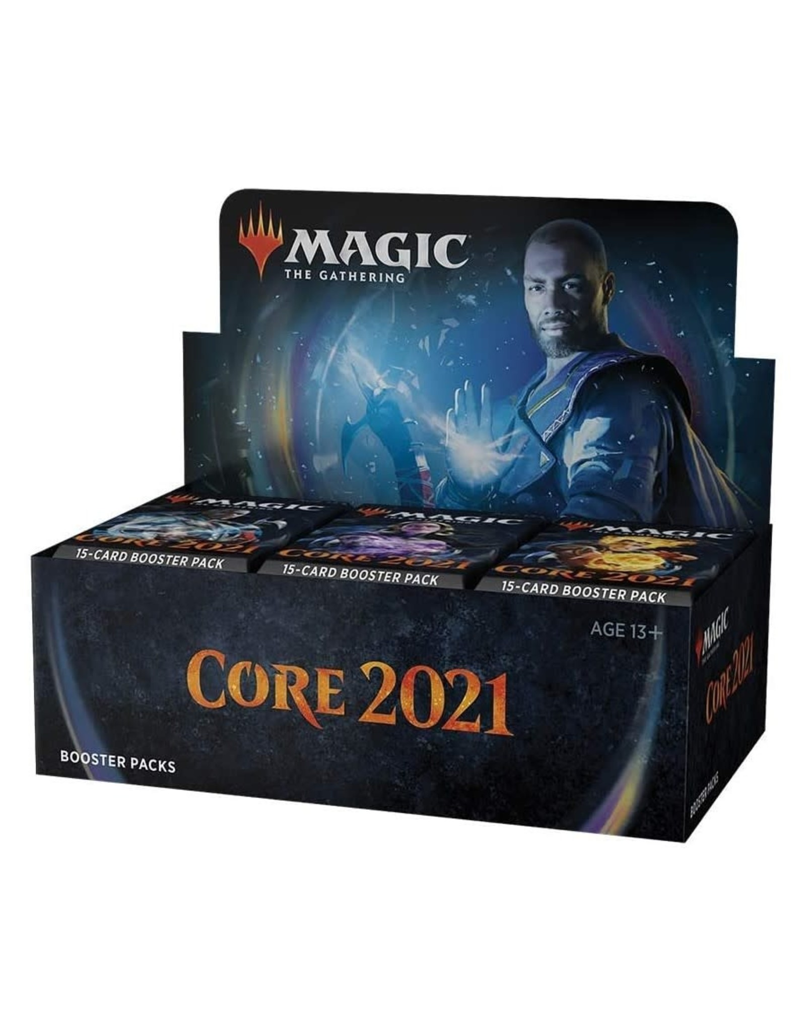 Wizards of the Coast MtG Core 2021 Booster Box M21