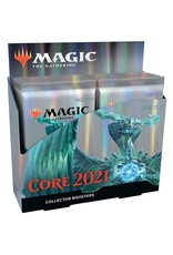 Wizards of the Coast MtG Core 2021 M21 Collector Booster Box