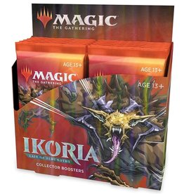 Wizards of the Coast MtG Ikoria Collector Booster Box
