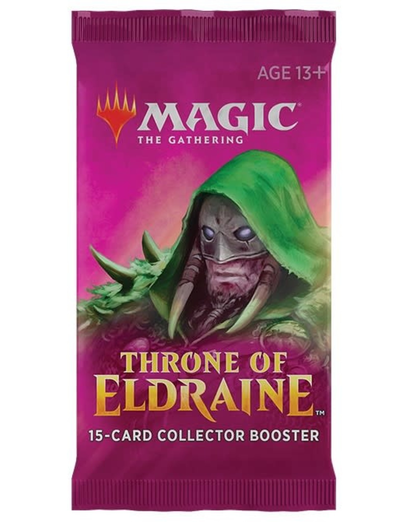 Wizards of the Coast MtG Throne of Eldraine Collector Booster Single
