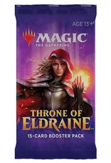 Wizards of the Coast MtG Throne of Eldraine Booster Single