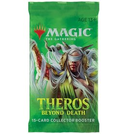 Wizards of the Coast MtG Theros Beyond Death Collector Booster Single