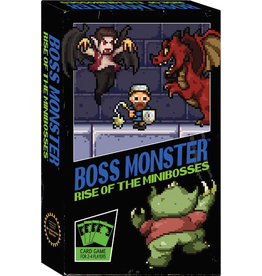 Brotherwise Games Boss Monster 3: Rise of the Minibosses