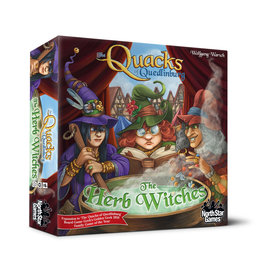 North Star Games Quacks of Quedlinburg -  The Herb Witches