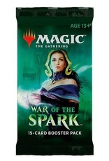 Wizards of the Coast MtG War of the Spark Booster Single