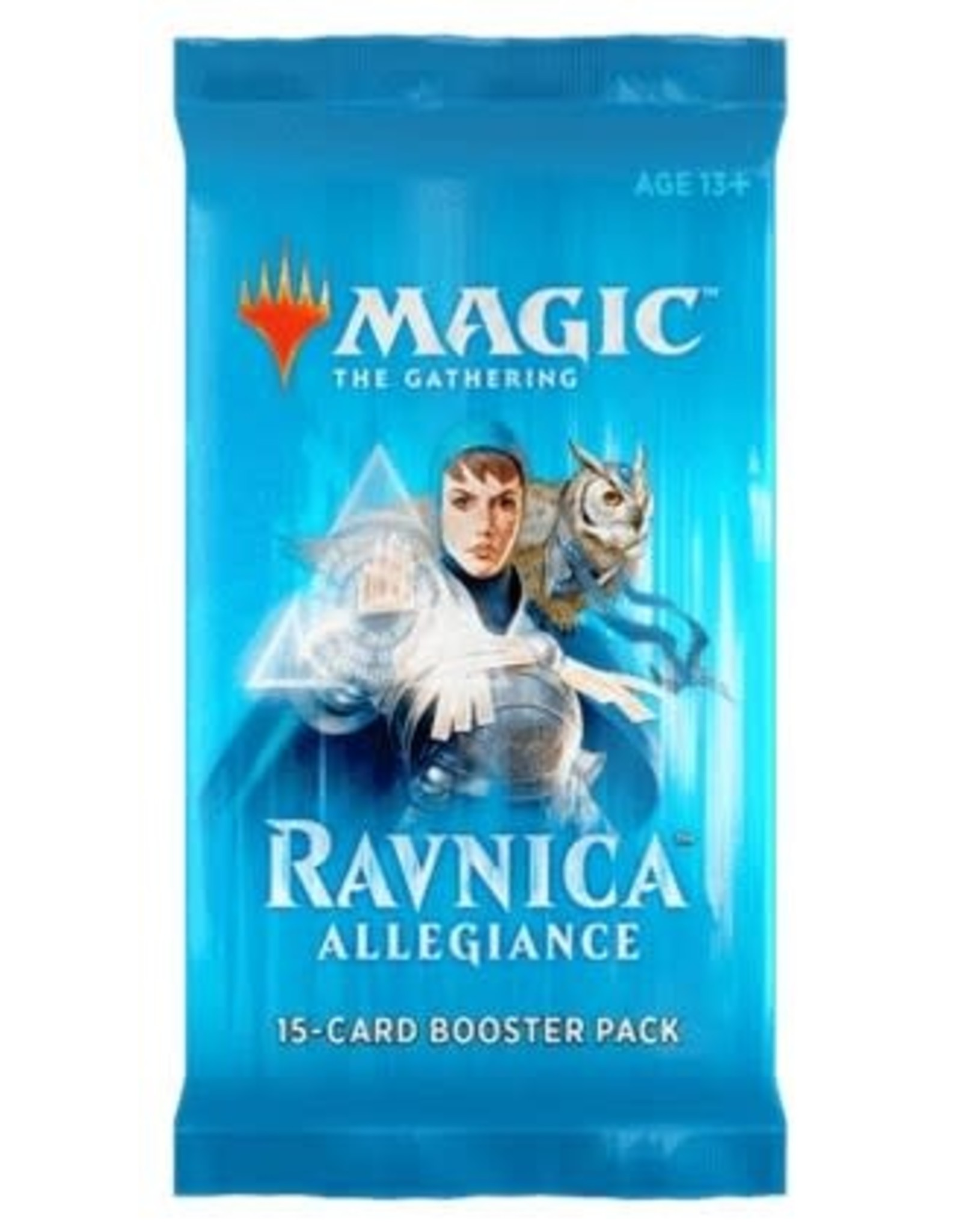 Wizards of the Coast MtG Ravnica Allegiance Booster Single