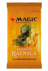Wizards of the Coast MtG Guilds of Ravnica Booster Single