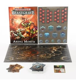 Games Workshop Warhammer Underworlds: Beastgrave – Arena Mortis