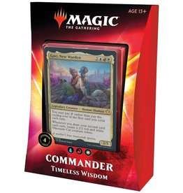Wizards of the Coast MtG Commander 2020 Timeless Wisdom