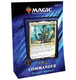 Wizards of the Coast MtG Commander 2019 Faceless Menace