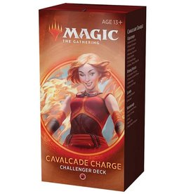 Wizards of the Coast MtG Challenger Deck Cavalcade Charge