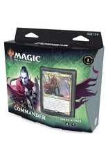 Wizards of the Coast MtG Zendikar Commander Zendikar Sneak Attack