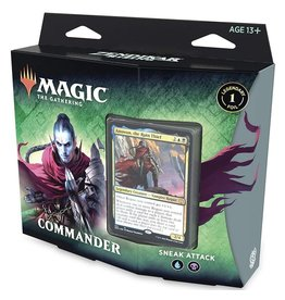 Wizards of the Coast MtG Zendikar Commander Zendikar Sneak Attack