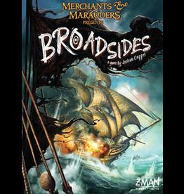 zman games Merchants and Marauders: Broadsides