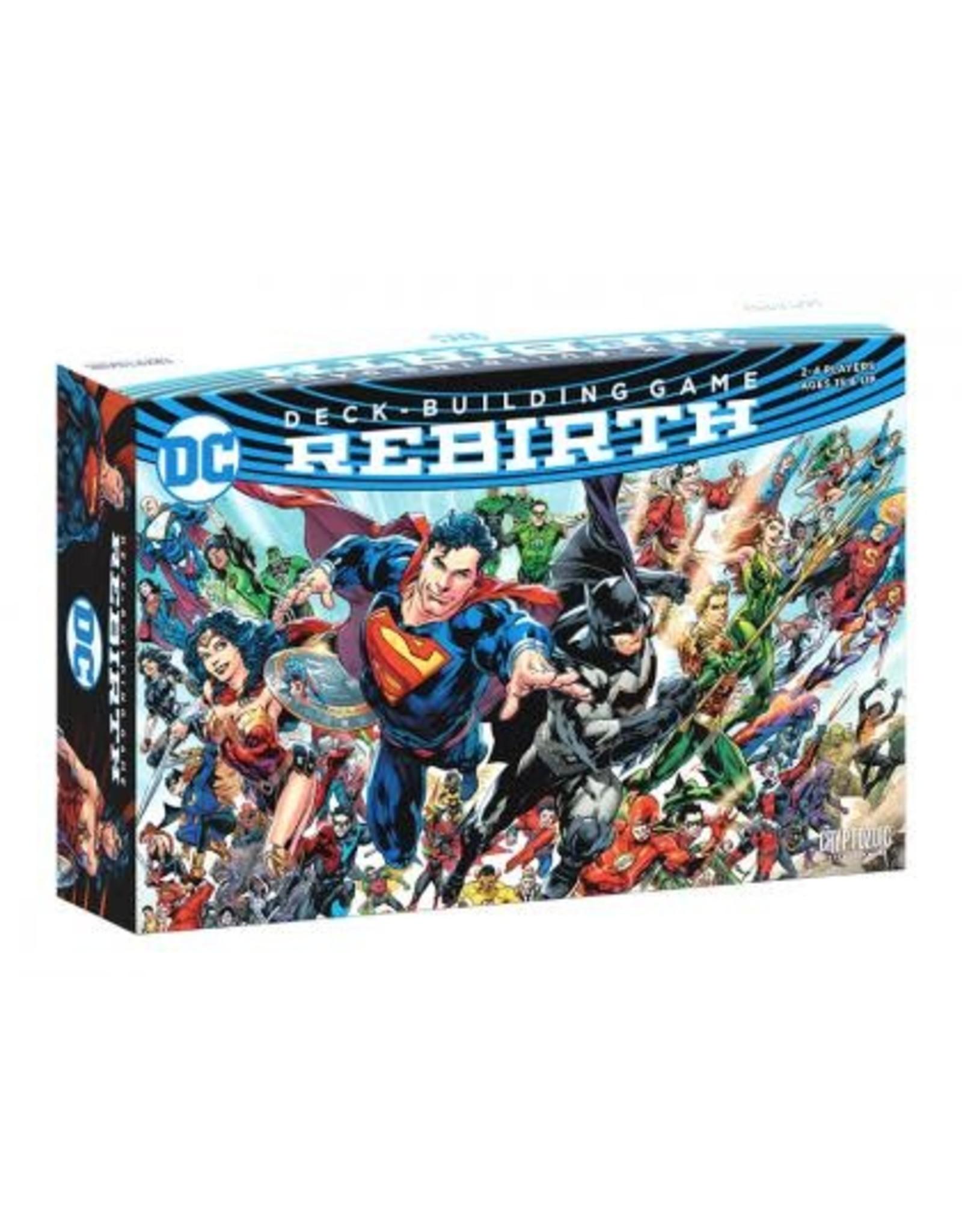 cryptozoic DC Comics DBG: Rebirth