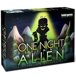 beziergames One Night Ultimate Alien