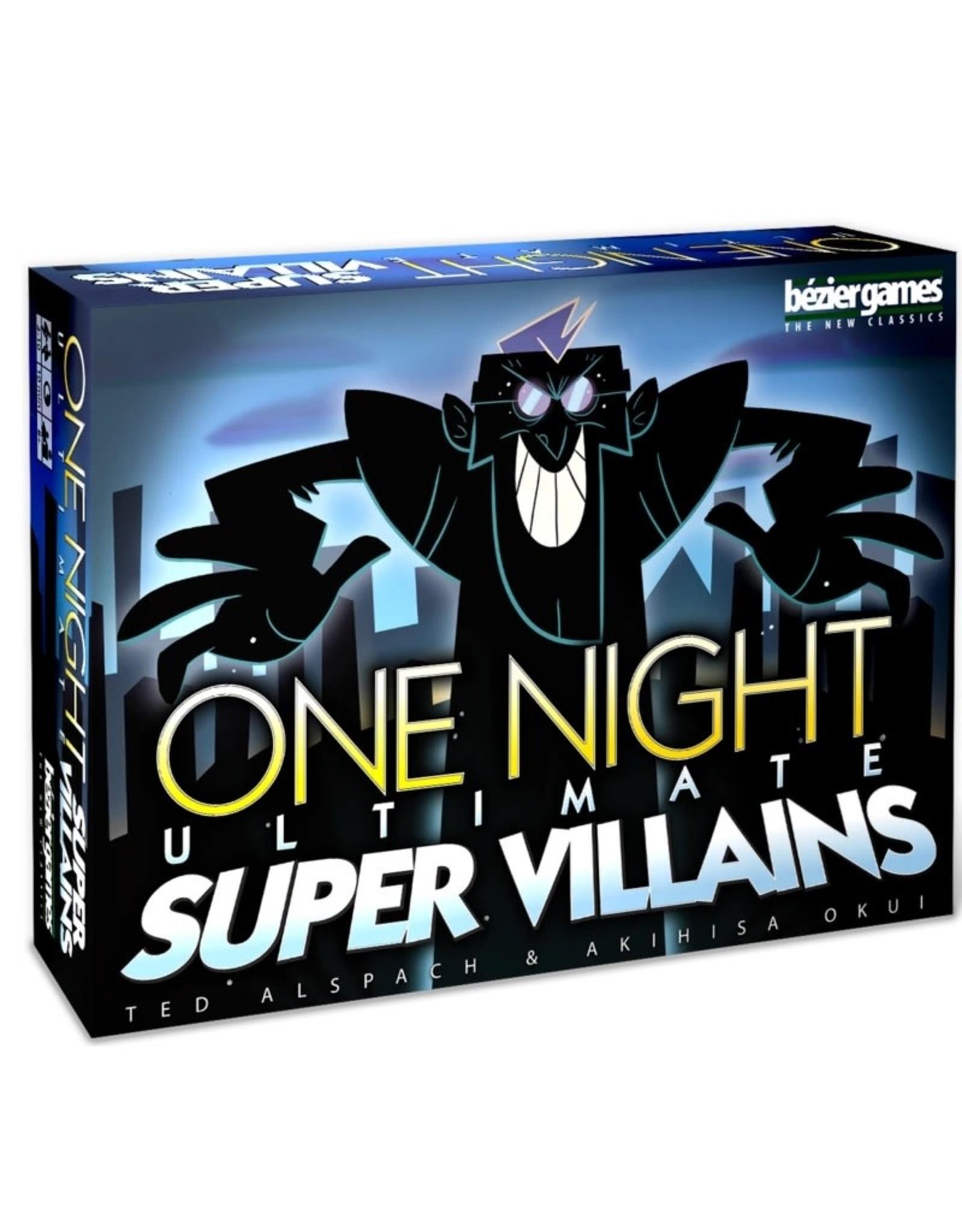 beziergames One Night Super Villains