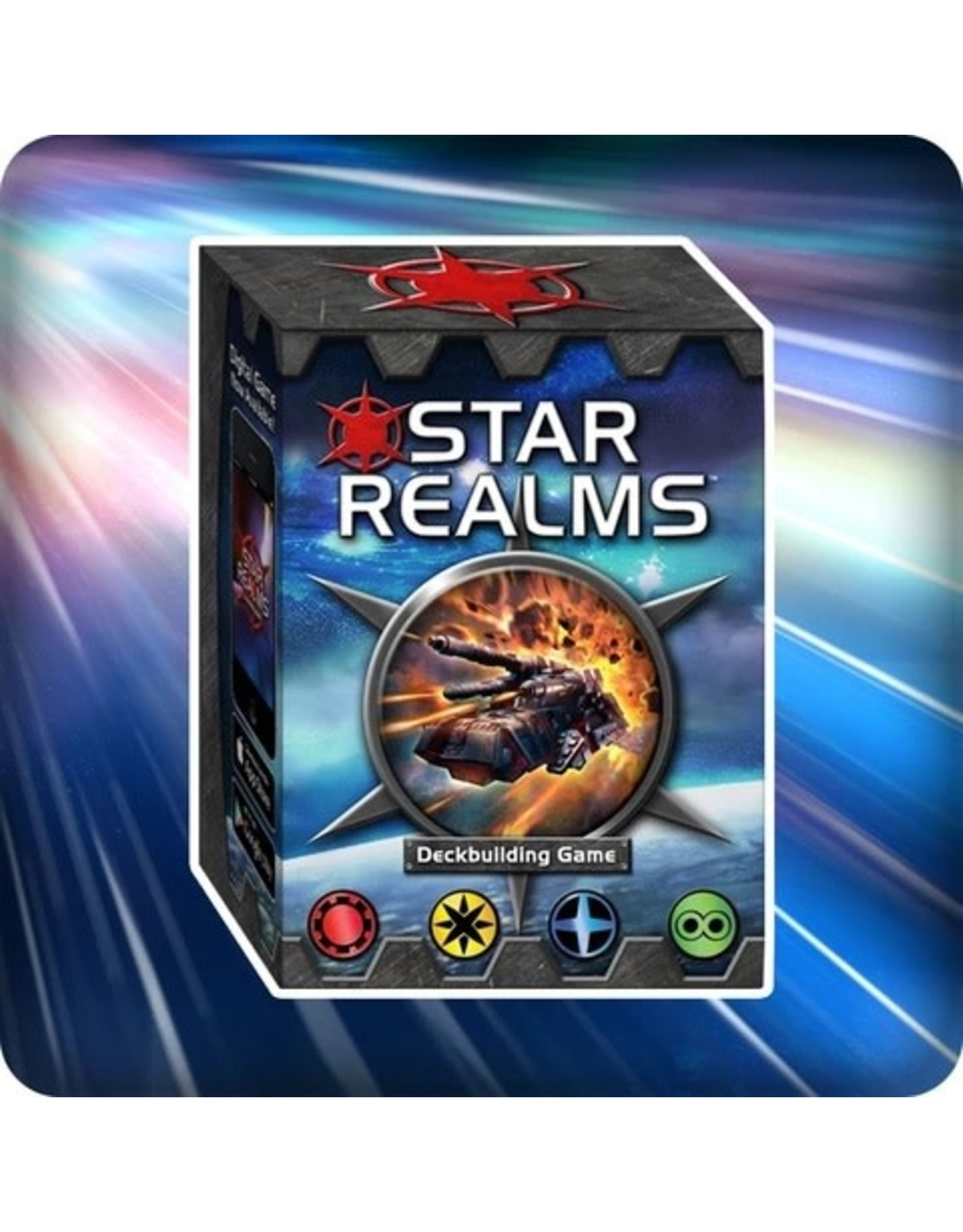 White Wizard Games Star Realms: A Deckbuilding Game