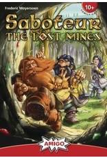 Amigo Saboteur The Lost Mines