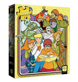 USAopoly Scooby-Doo Meddling Kids Puzzle