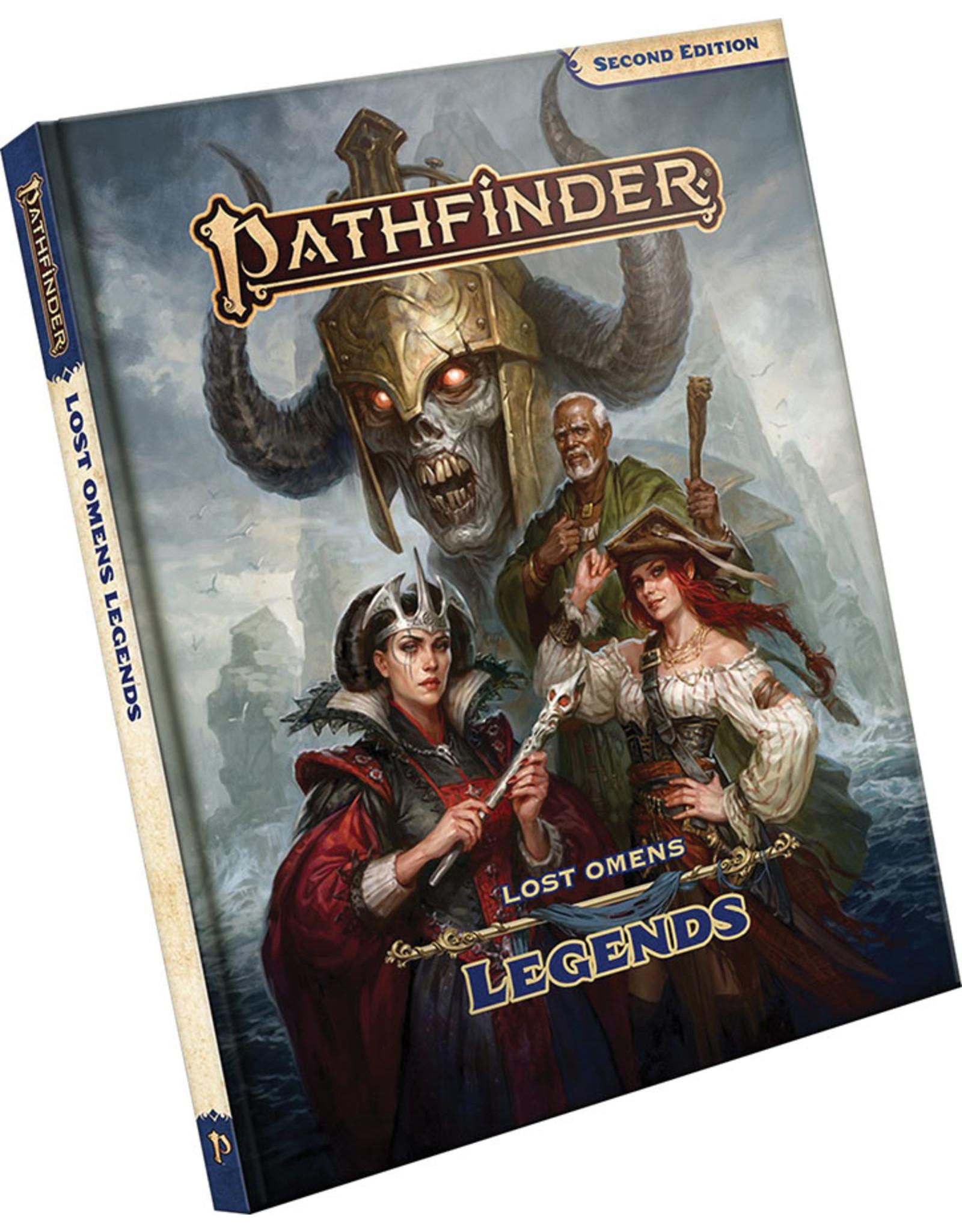 Paizo Pathfinder 2E - Lost Omens - Legends