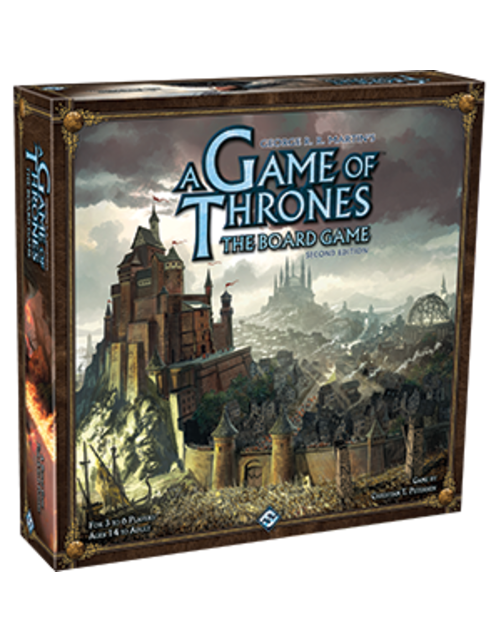 Fantasy Flight Games A Game of Thrones - The Board Game 2nd Edition