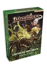 Paizo Pathfinder 2E - Critical Hit Deck