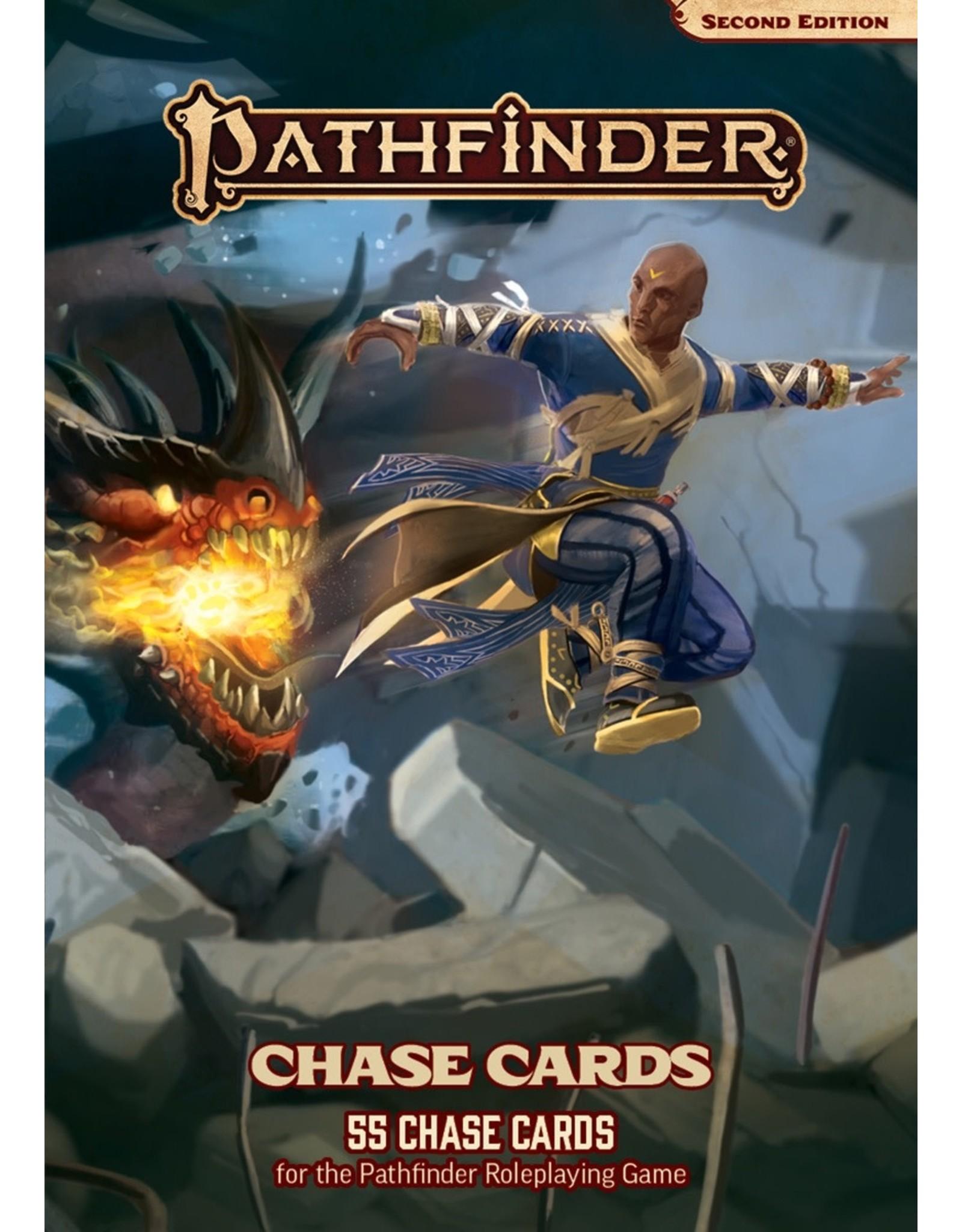 Paizo Pathfinder 2E - Chase Cards Deck