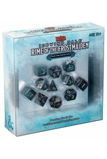 Wizards of the Coast D&D Rime of the Frostmaiden Dice Set