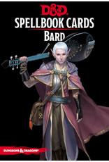 Wizards of the Coast D&D Spellbook  Bard