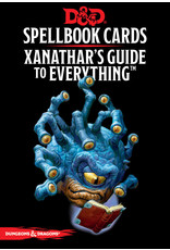 Wizards of the Coast D&D Spellbook  Xanathar's Guide to Everything