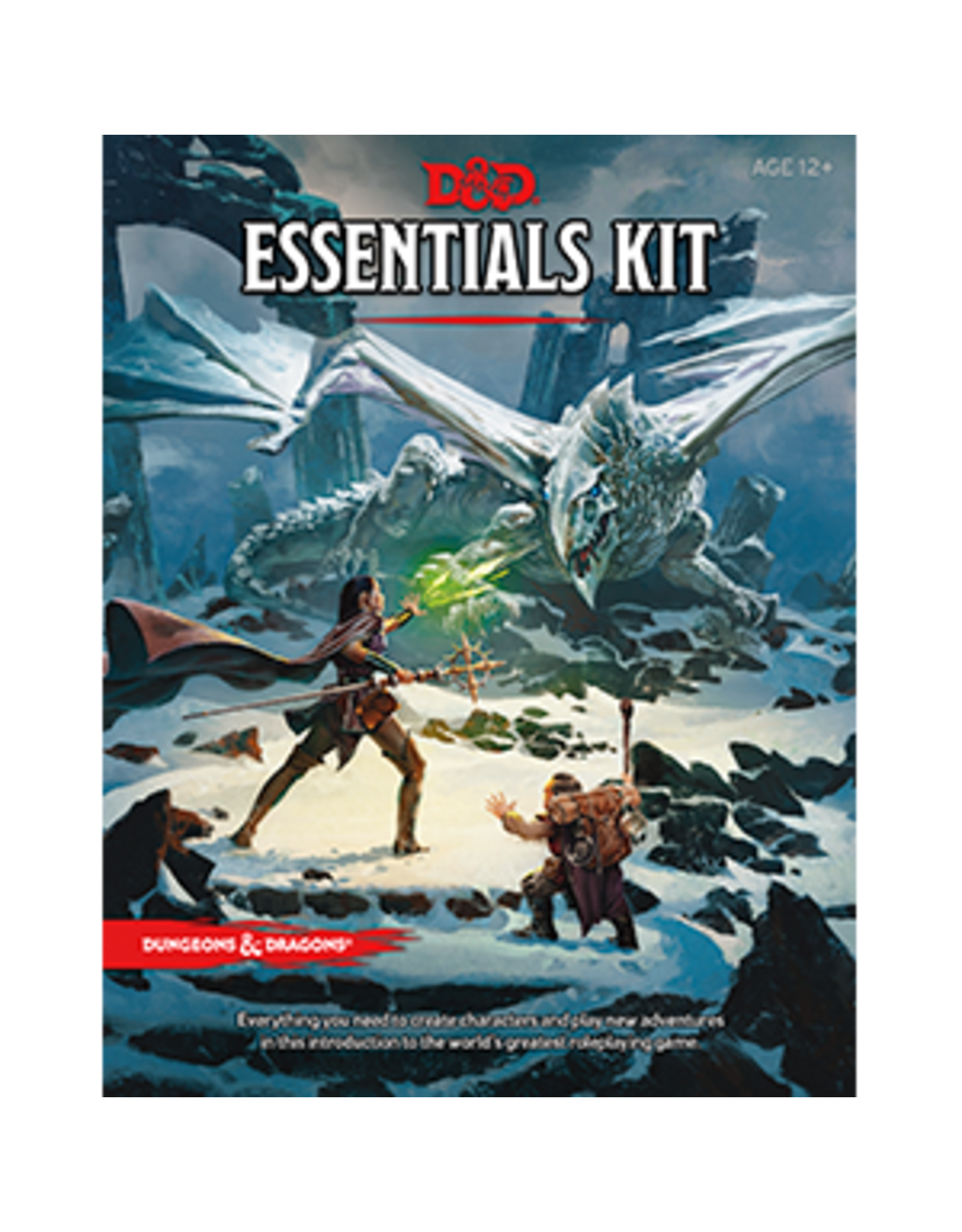 Wizards of the Coast D&D 5th: Essentials Kit