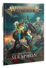 Warhammer AoS WHAoS Order Battletome- Seraphon