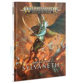 Warhammer AoS WHAoS Order Battletome- Sylvaneth