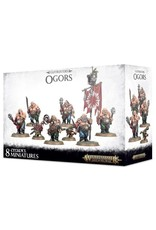 Warhammer AoS WHAoS Ogor Gluttons
