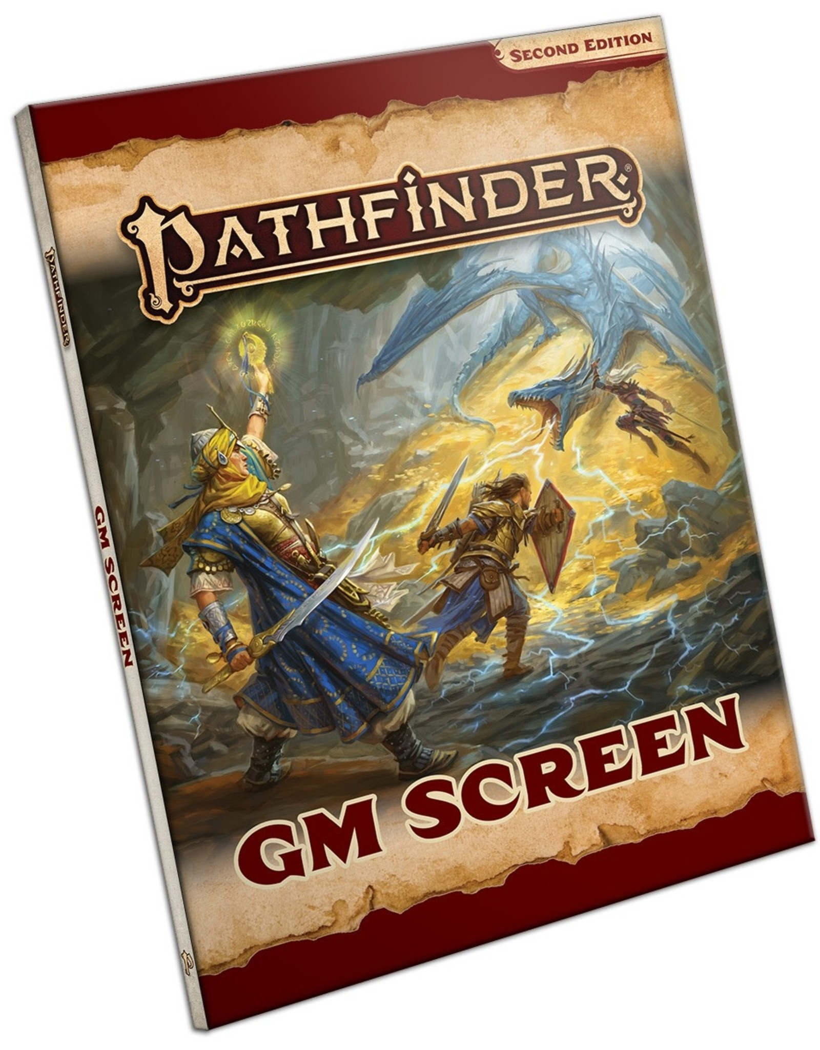 Paizo Pathfinder 2E - GM Screen