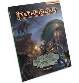 Paizo Pathfinder 2E - The Fall of Plaguestone